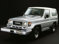 Toyota Land Cruiser 3.4D - BJ73 (11/1984-01/1990)